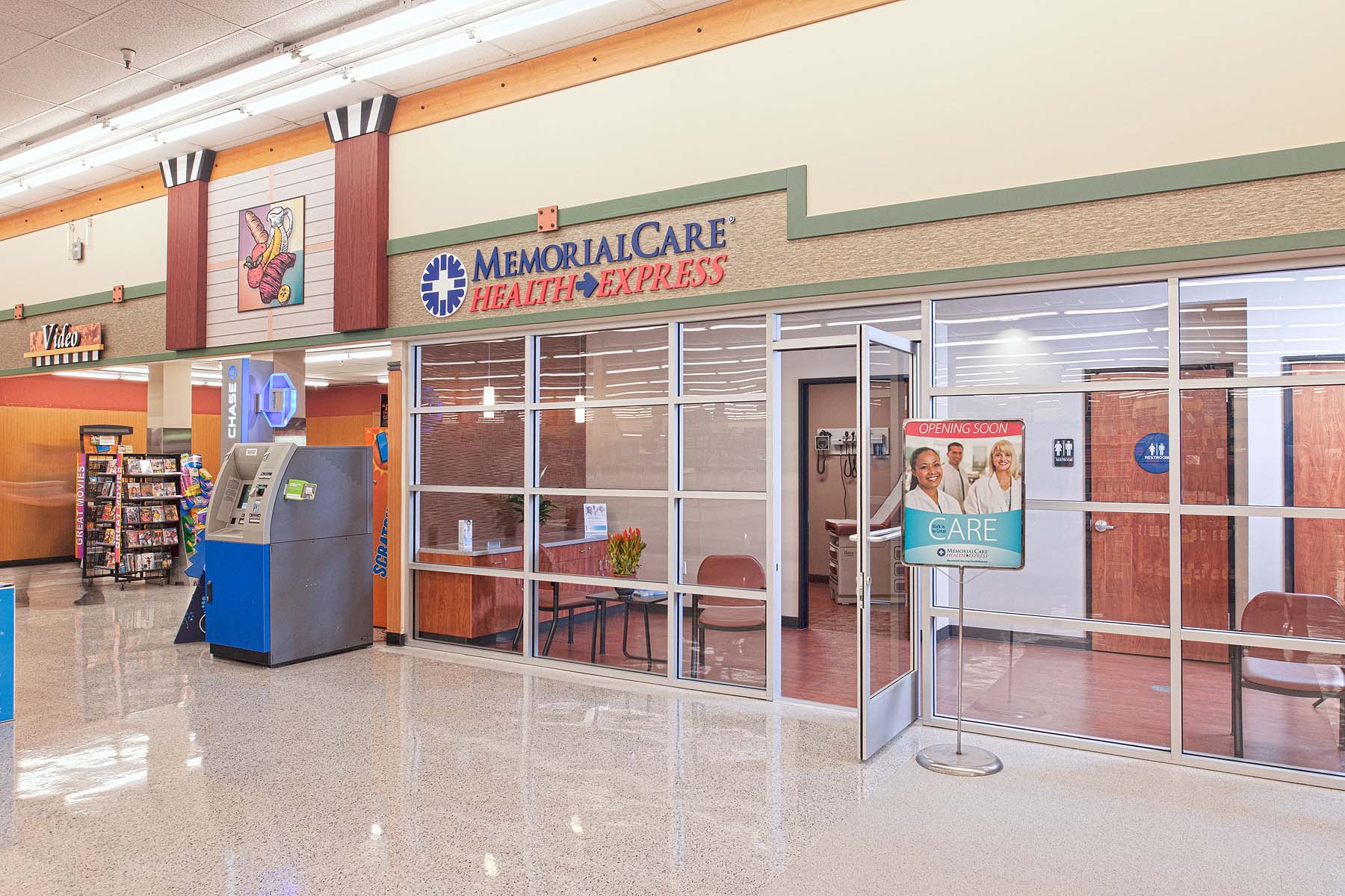 MHS Health Express Clinic Huntington Beach, CA