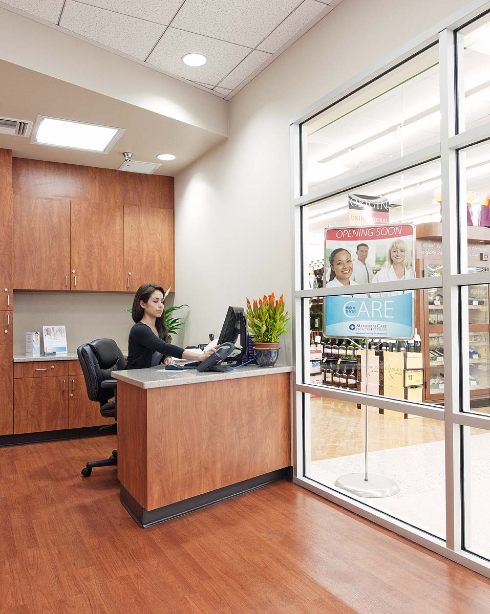 Retail Health Clinic Irvine, CA